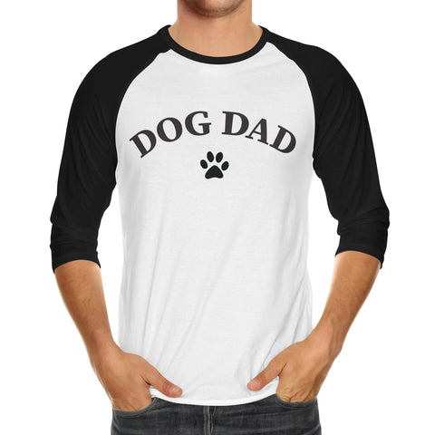 Dog Dad 3/4 Sleeve