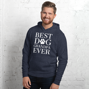 Best Dog Grandpa Ever Hoodie