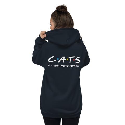 Friends - I'll Be There For You (Cat Lovers) Zip Up