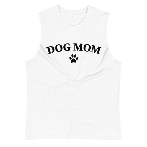 Dog Mom Muscle Tank