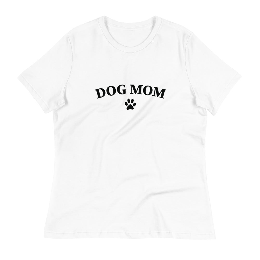 Dog Mom Women's Tee