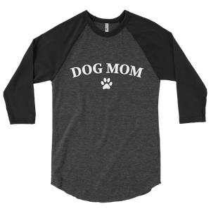Dog Mom 3/4 Sleeve