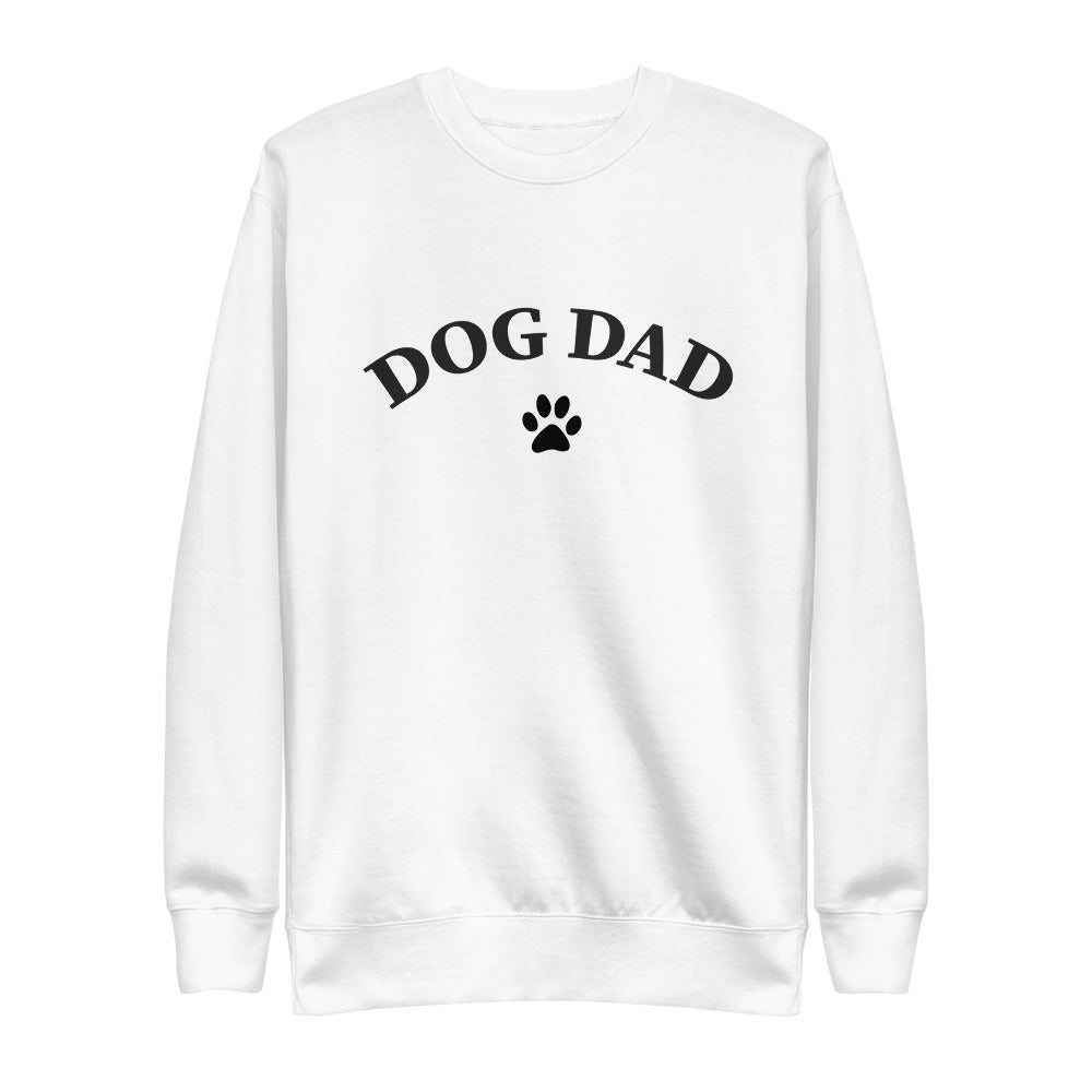 Dog Dad Crew Neck