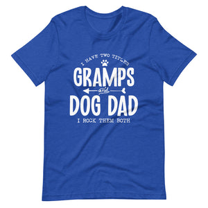 Gramps & Dog Dad Basic Tee
