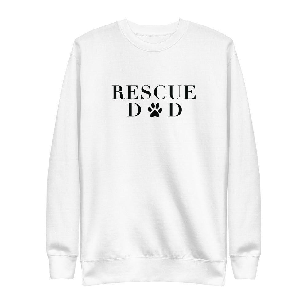 Rescue Dad Crew Neck