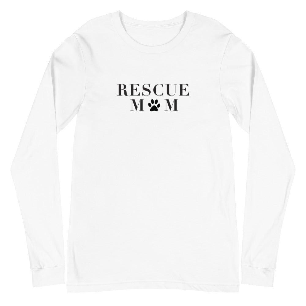 Rescue Mom Long Sleeve