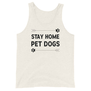 Stay Home Pet Dogs Basic Tank