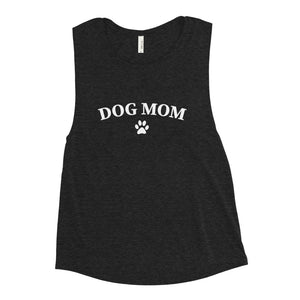 Dog Mom Women's Muscle Tank
