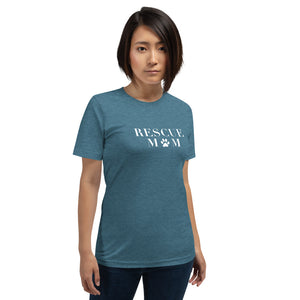 Rescue Mom Basic Tee