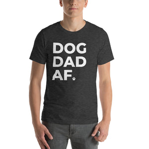 Dog Dad AF Basic Tee