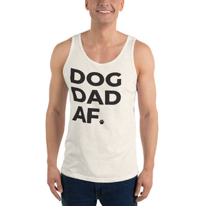 Dog Dad AF Basic Tank