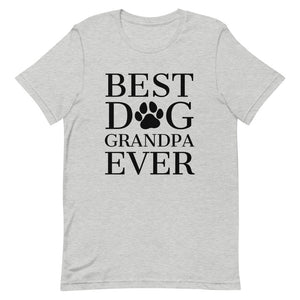 Best Dog Grandpa Ever Basic Tee