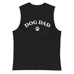 Dog Dad Muscle Tank