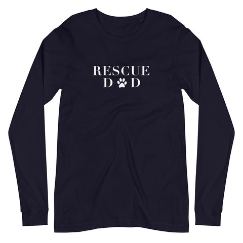 Rescue Dad Long Sleeve