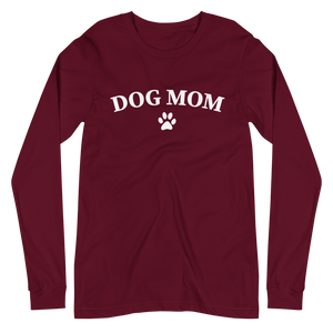 Dog Mom Long Sleeve