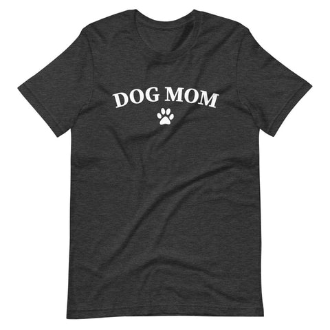 Dog Mom Basic Tee