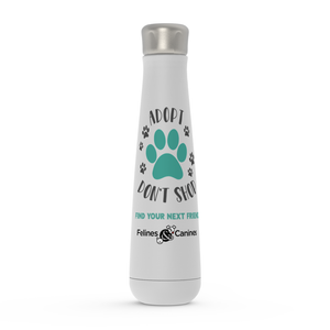 Adopt Don't Shop Water Bottle