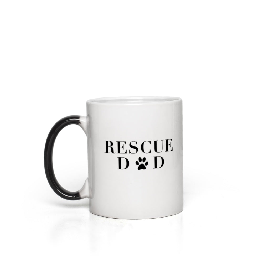 Rescue Dad Magic Mug