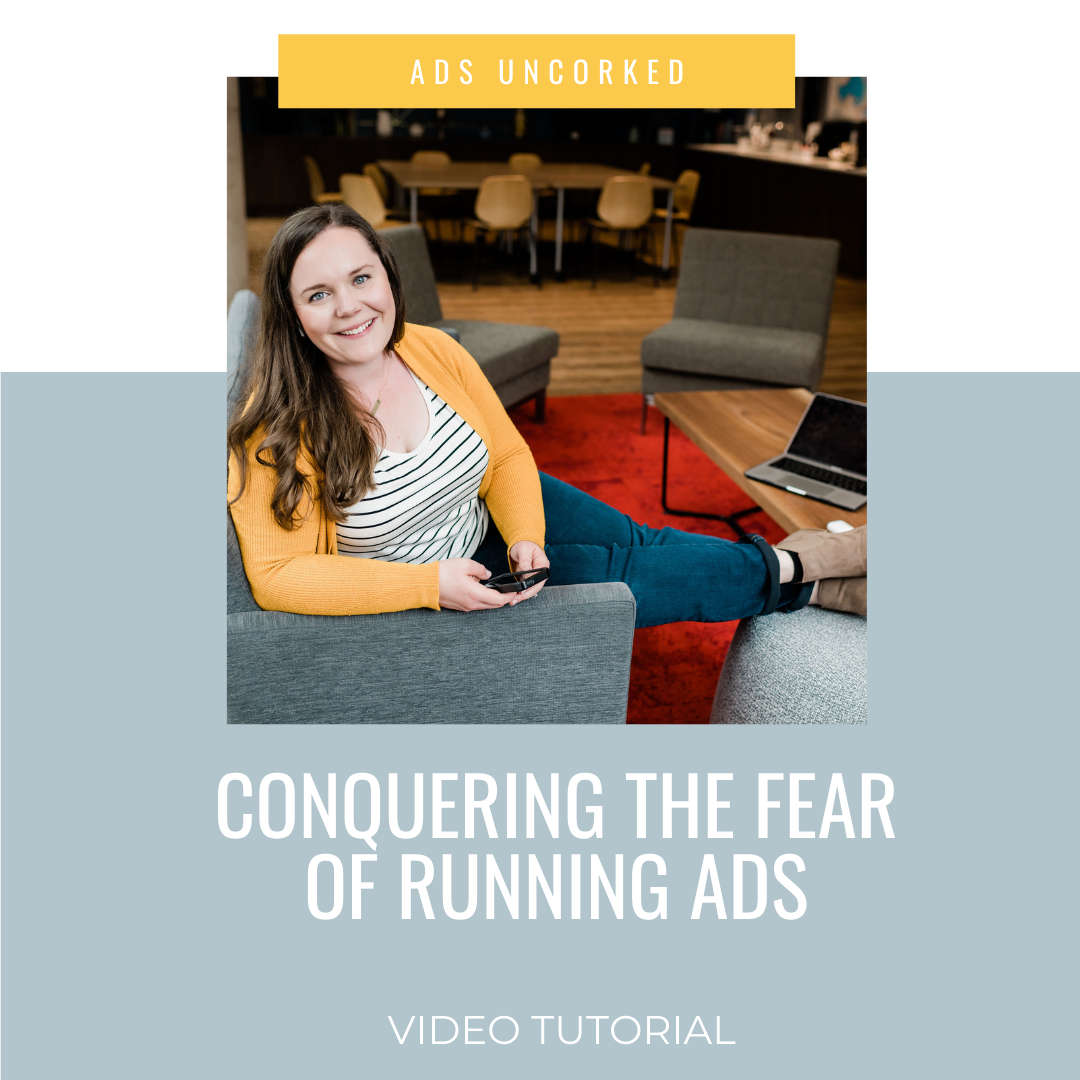 Conquering the Fear of Running Ads
