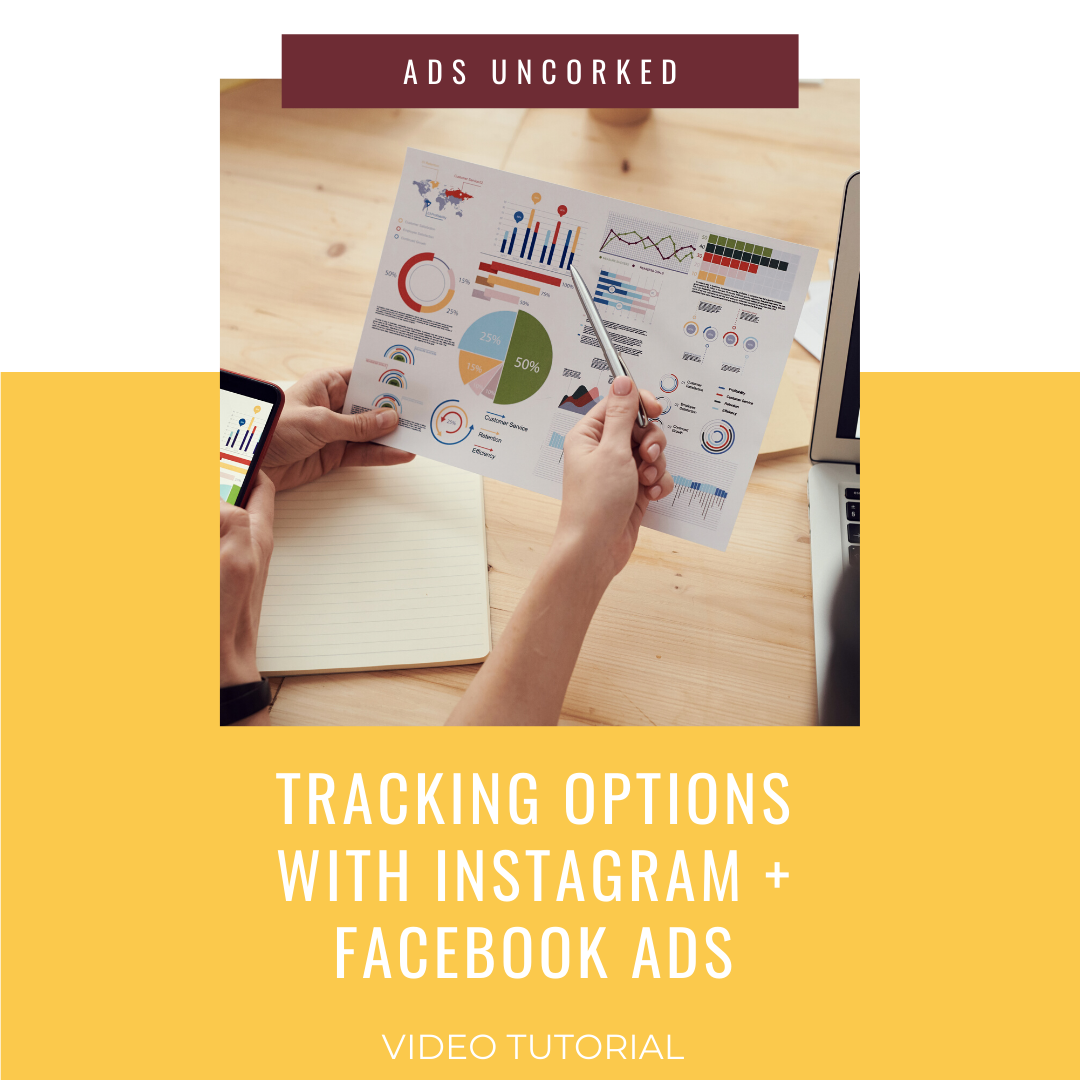 Tracking Options With Instagram and Facebook Ads