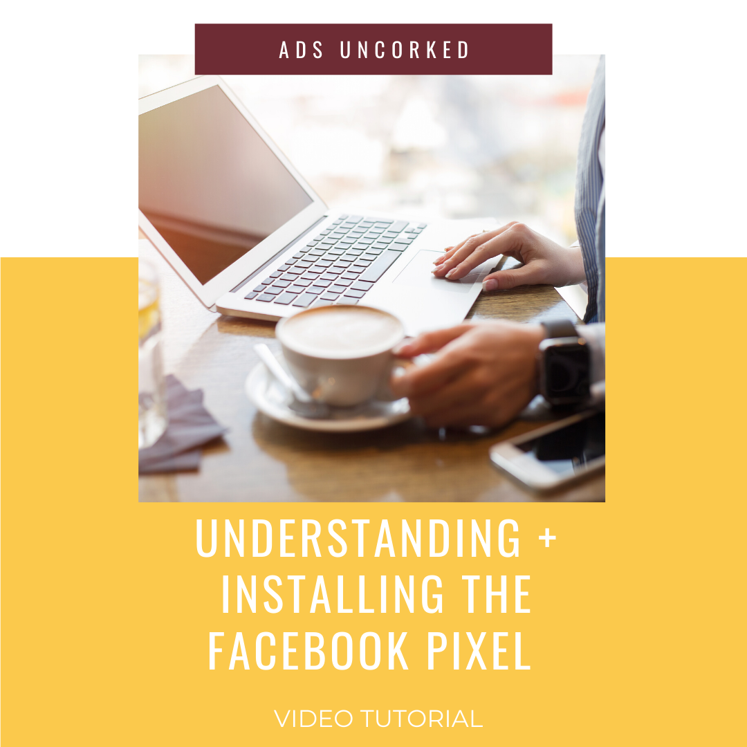Your guide to understanding and installing Facebook Pixel on your website.