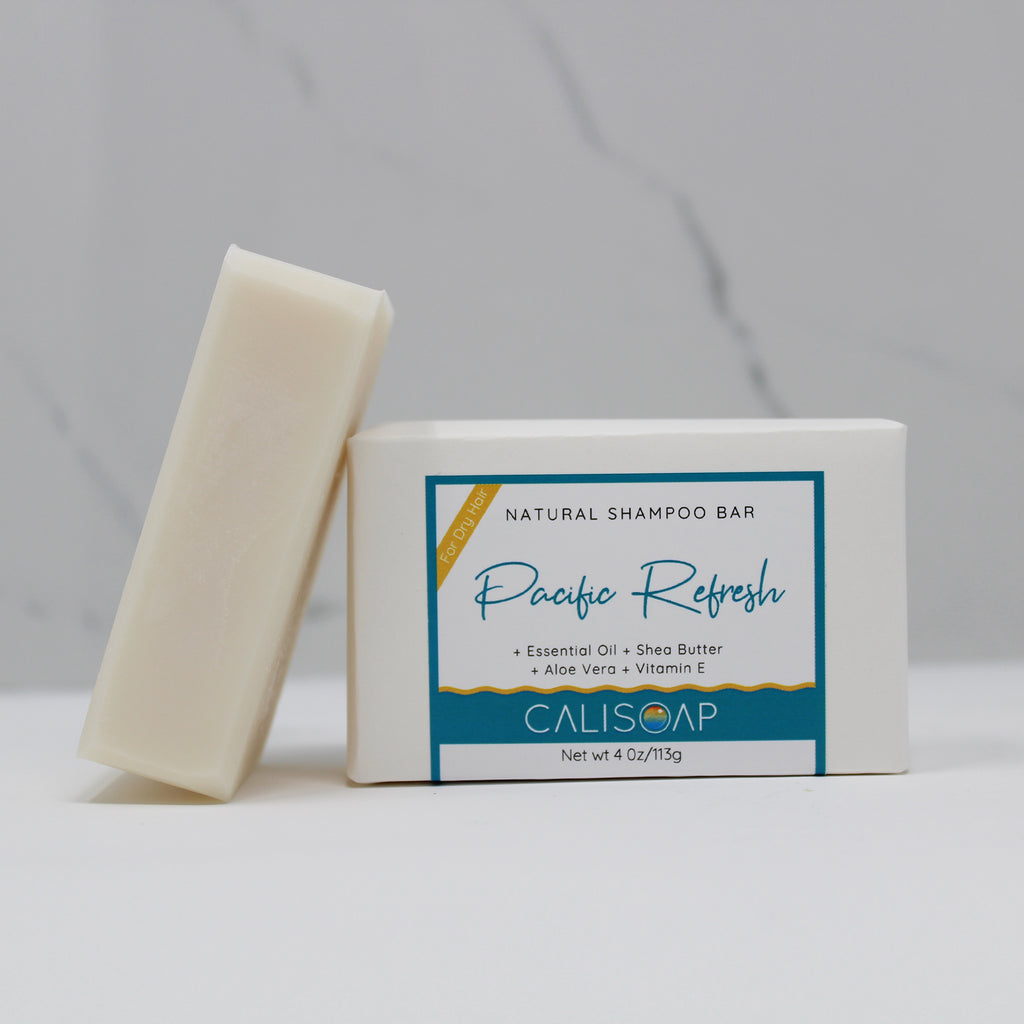 Pacific Refresh - Shampoo Bar For Dry Hair