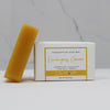 Lemongrass Groove - Lemongrass Essential Oil & Turmeric Exfoliating Soap