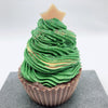 Christmas Tree Artisan Soap Cupcake
