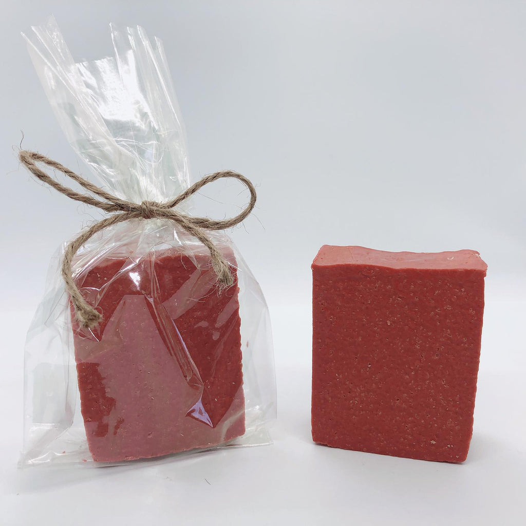 Roses & Clay Artisan Soap Bar