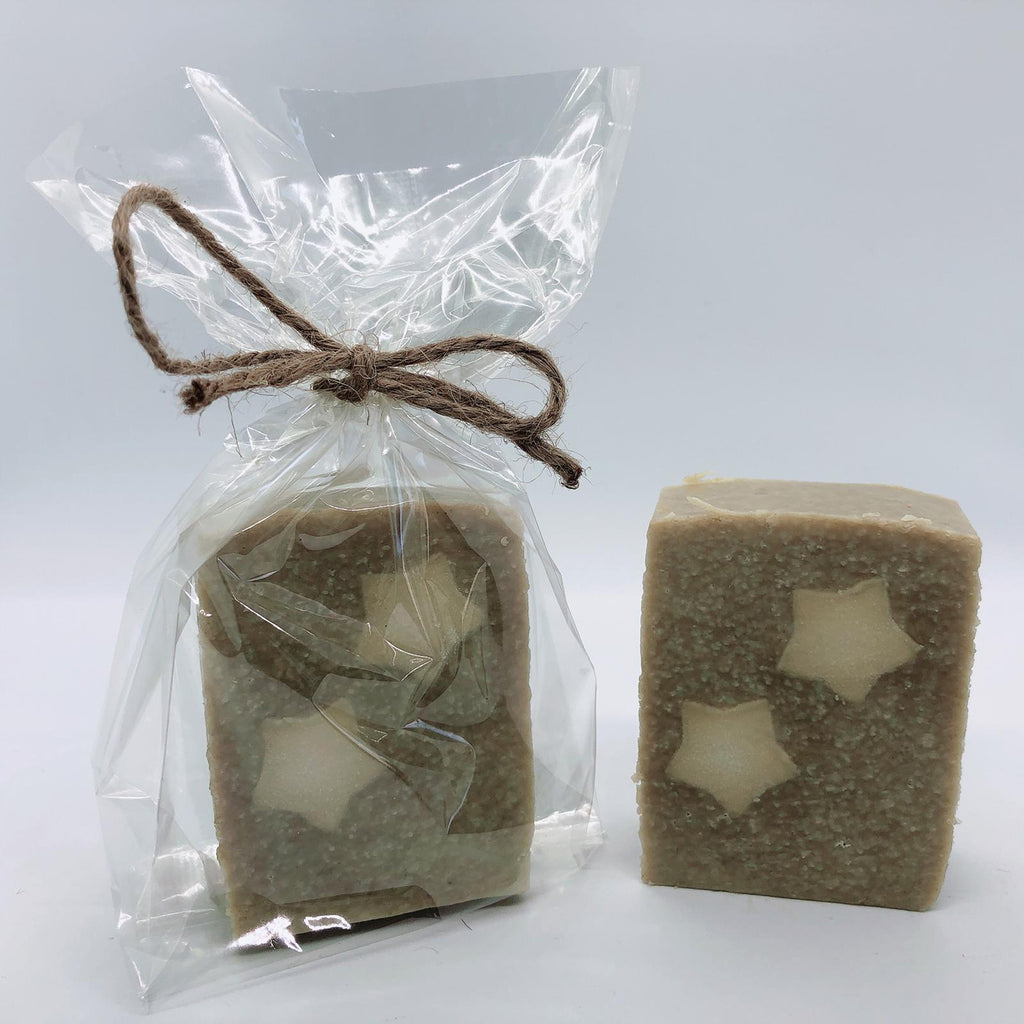 Oakstar with Oakmoss Artisan Soap Bar