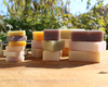 Handmade Essential Oil Soap Set