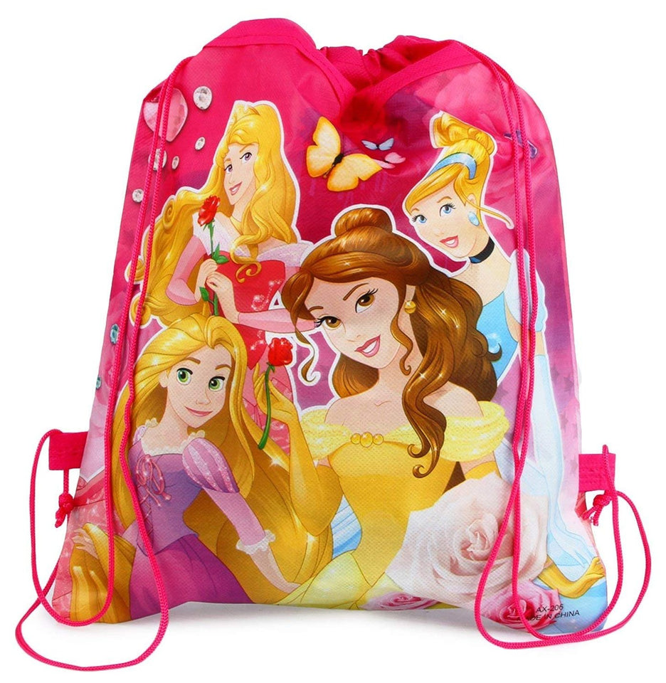 1065 Cartoon Printed Dori Bag