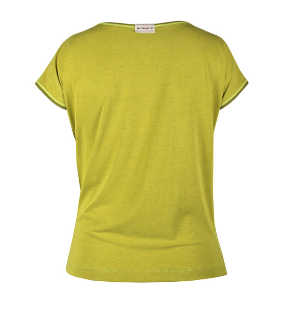 Shirt Basic yellow