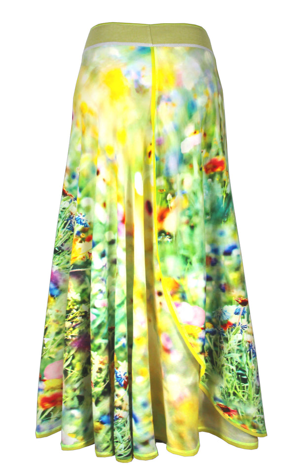 Butterfly meadow skirt / dress