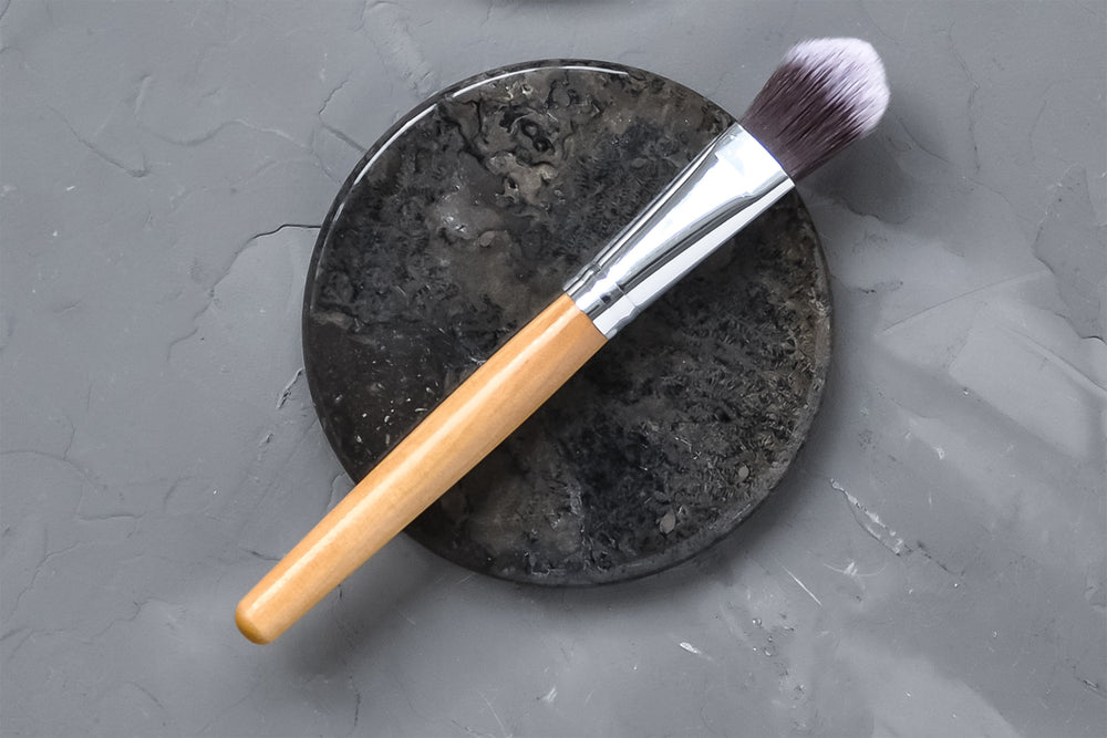 Mask Application Bamboo Brush - BRUL HERBALS