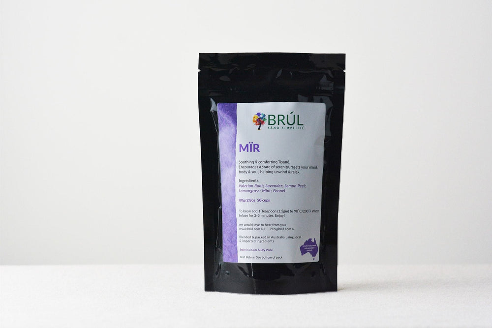 MIR Herbal Tea - BRUL HERBALS