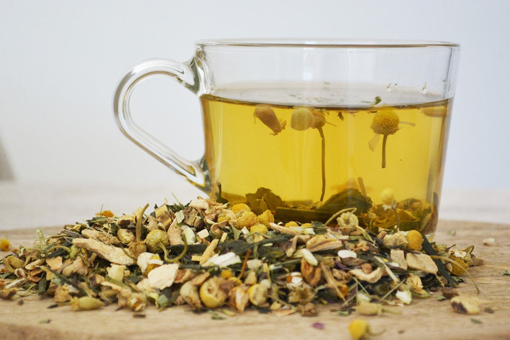 MOC Herbal Tea - BRUL HERBALS