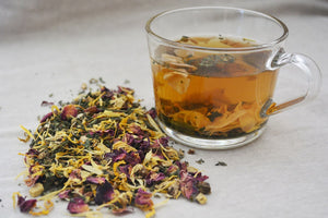 MON CHERI Herbal Tea - BRUL HERBALS