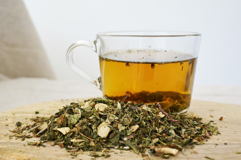 ZAEST Herbal Tea - BRUL HERBALS