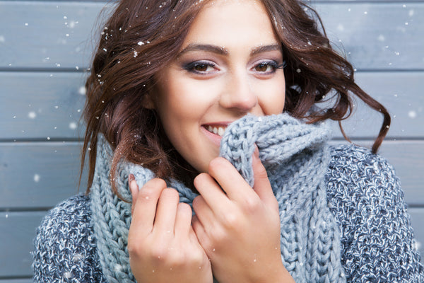 How to Save Your Skin From The Cold with Hemp Oil