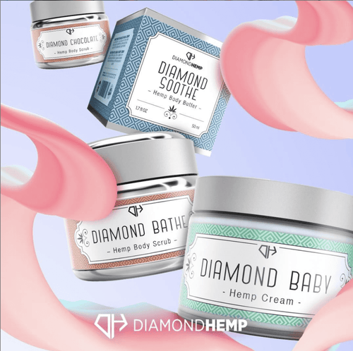 The perfect beauty routine doesn't exi...  - Instagram Post from @diamondhempbeauty