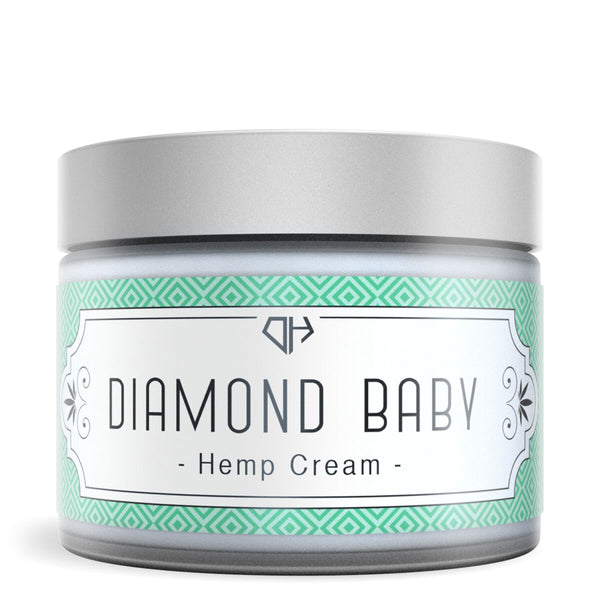 Hemp Cream Diamond Baby - 100mg