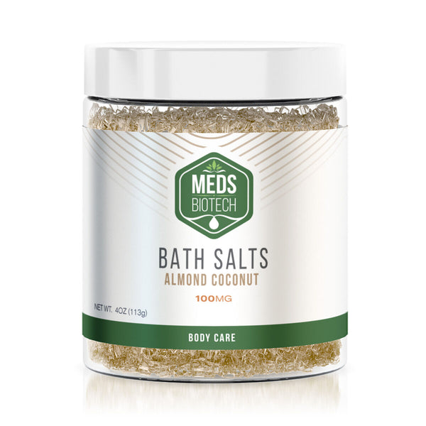 Meds Biotech Hemp Bath Salt