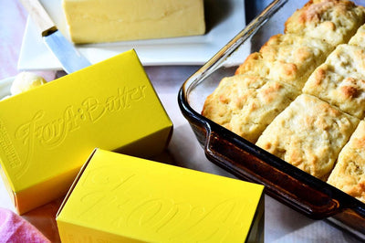Effortless Buttered Pan Biscuits