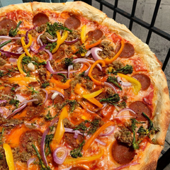 VEDGEco Plant-Based Wholesale BE-Hive Pepperoni