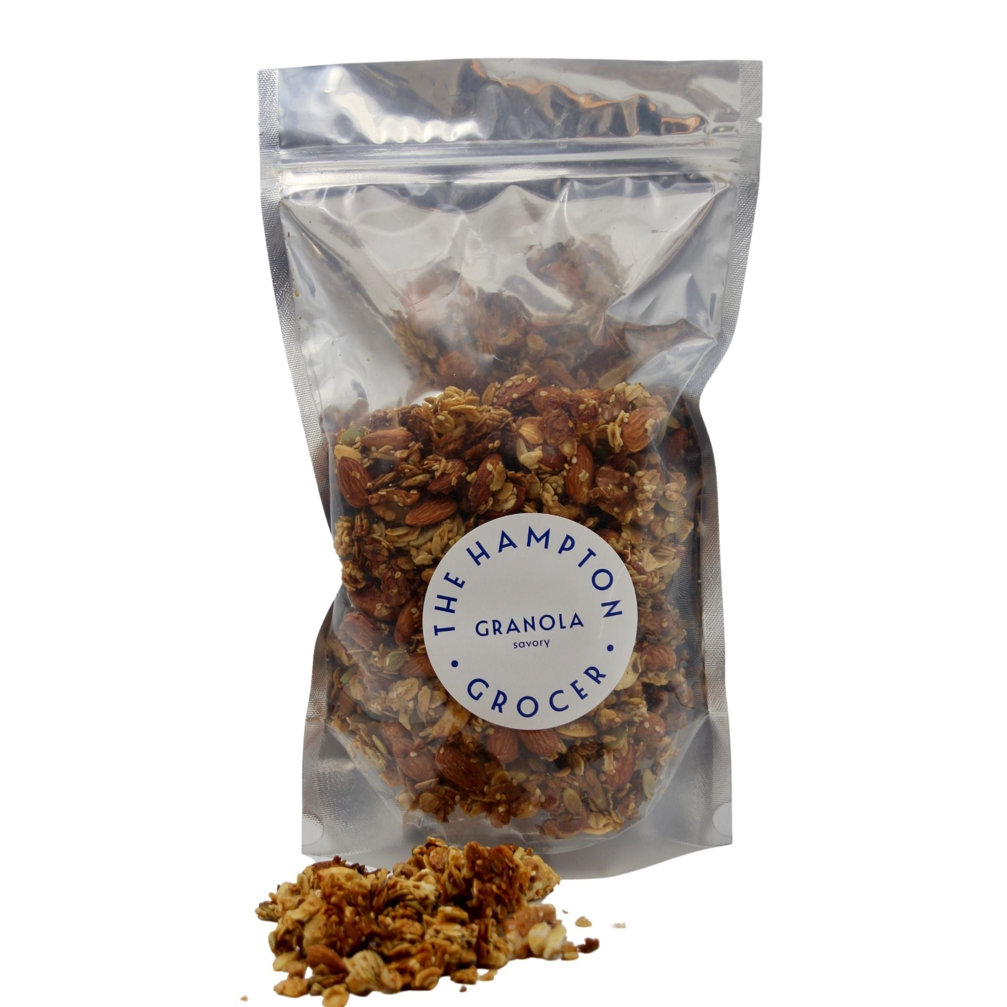 Savory Granola - Refill Soft Pack - Rosemary + Cayenne
