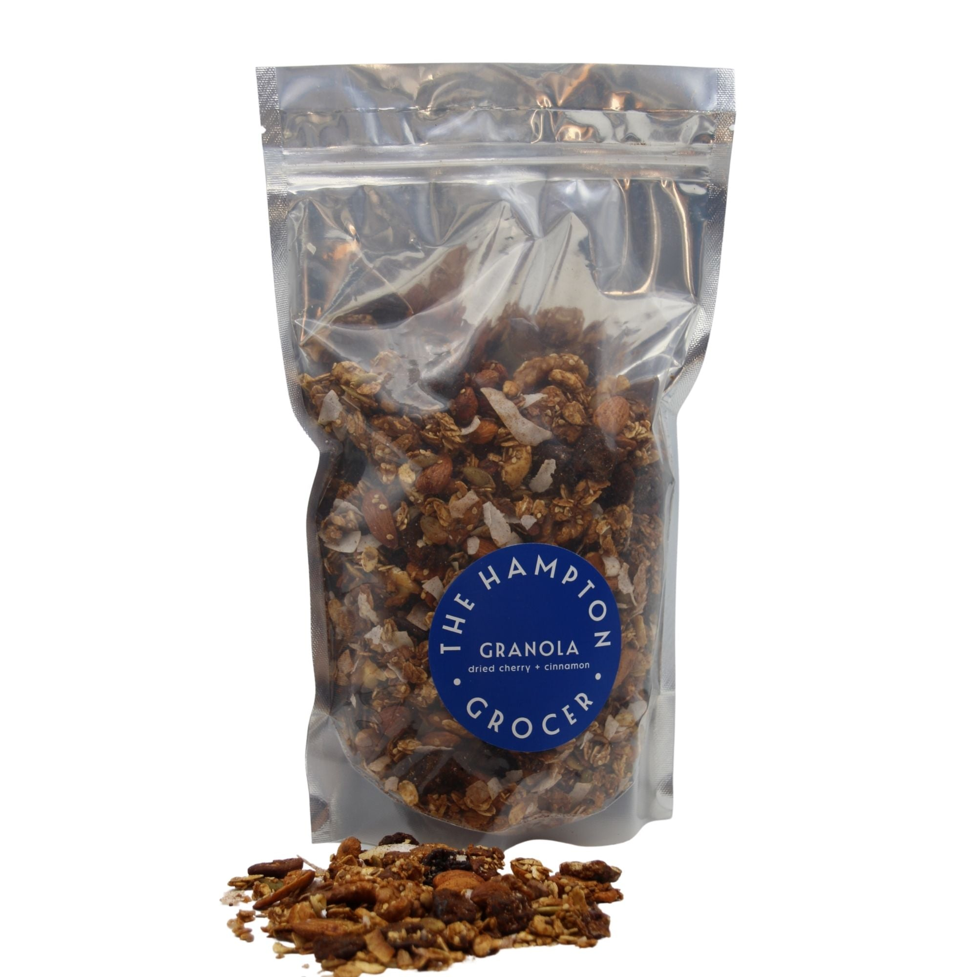 Original Granola - Refill Soft Pack - Dried Cherry + Cinnamon