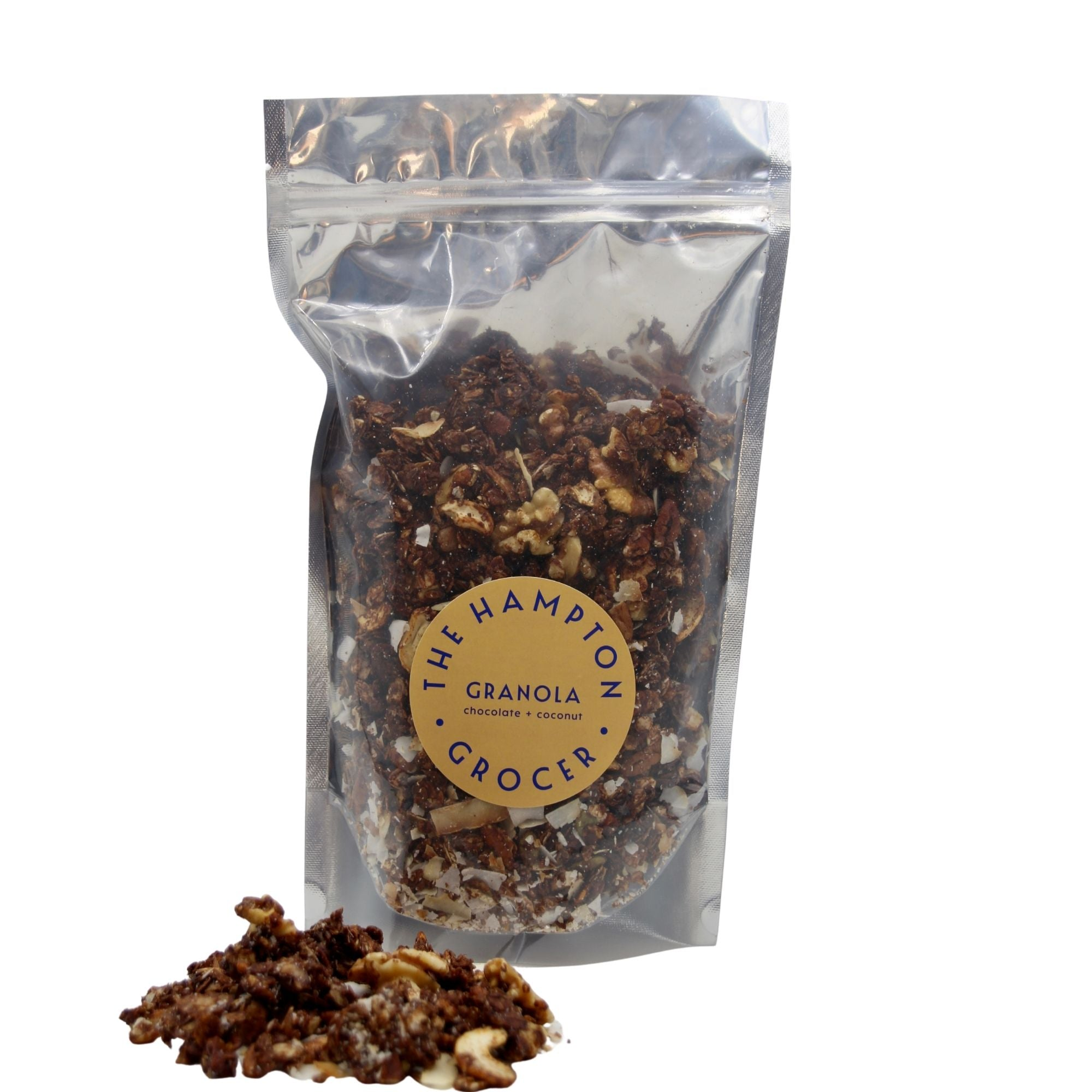 Granola - Refill Soft Pack - Chocolate + Coconut