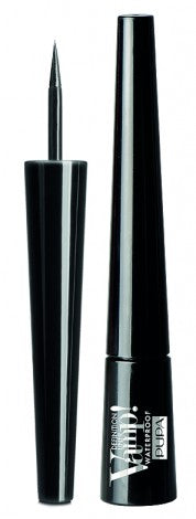 Vamp! Definition liner waterproof Glossy Black