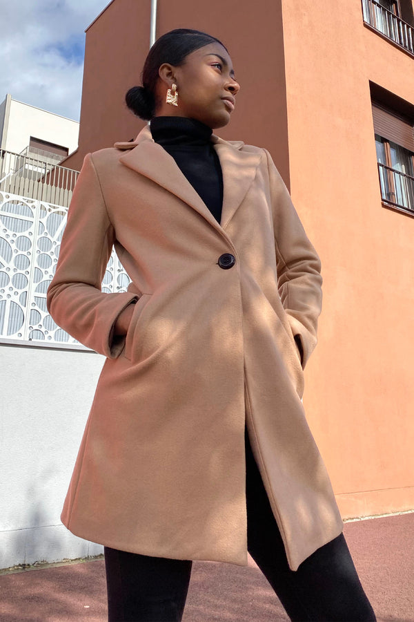 MANTEAU MI-LONG - excellence